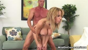 Amazing Pornstar Alyssa Lynn In Incredible Mature, Cumshots Xxx Scene