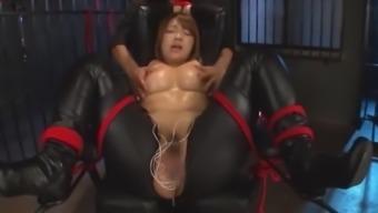 Best Japanese Whore Shiori Kamisaki In Horny Bdsm, Big Tits Jav Video