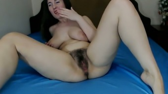 I Bet This Fat Ass Milf Is A Blast To Be Around And I Love Her Hairy Pussy