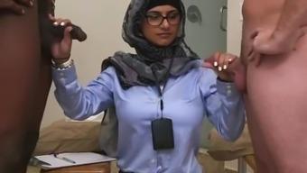 French Arab Girl Anal Black Vs White, My
