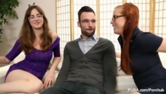 Jay Taylor & Penny Pax Fuck The New French Exchange Student