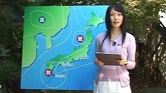Name Of Japanese Jav Female News Anchor?