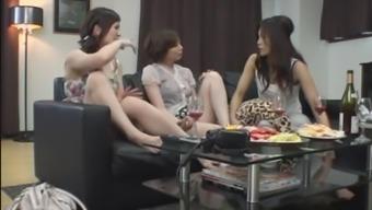 Fabulous Japanese Whore Mika Mizuno, Nao Mizuki, Risa Arisawa In Amazing Compilation, Public Jav Clip