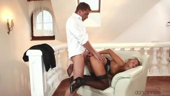 Best Pornstars Barra, Martin Q In Incredible Stockings, Dildos/Toys Sex Video