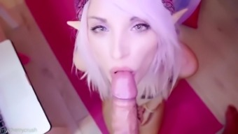 Cherry Crush Compilation - Booty, Solo, Blow Jobs, Fucking, Anal & Cumshots