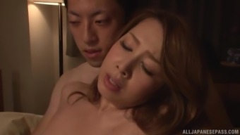 Insatiable Woman Kazama Yumi Loves Being Fucked By A Fellow