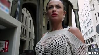 Oversexed Milf With Big Fake Boobs Samantha Blaze Gets Intimate With Her Ex Boyfriend