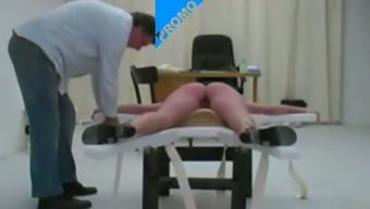Bad European Sluts Need To Get Punished