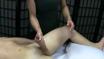 Massage With Happy Ending...