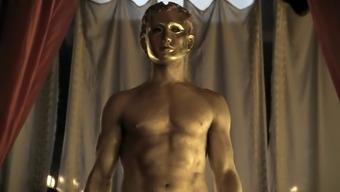Viva Bianca Sex Scenes In ' Spartacus S01'