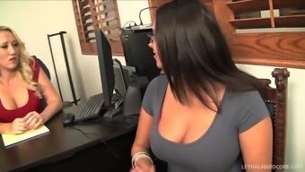 Crazy Pornstars Missy Martinez, Alana Evans In Hottest Big Tits, Fingering Sex Clip