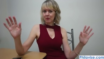 Philavise Holiday Special With Mature Cougar