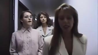 Amazing Pornstars Stephanie Swift, Coral Sands And Nici Sterling In Crazy 69, Brunette Xxx Movie