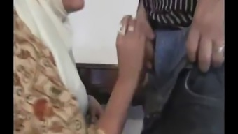Arabian Muslim Girl With Big Tits - J.B