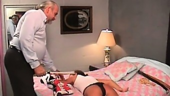 Barely Legal Teen Gets Bound And Beaten By Her Sadistic Master