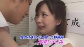 Horny Japanese Girl Azusa Nagasawa In Exotic Girlfriend Jav Clip