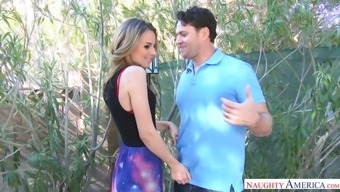Fine Ass Babe Jillian Janson Loves Sex From Giving Head To Riding Dick