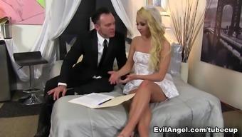 Fabulous Pornstars Dominik Kross, Evan Stone, Aaliyah Love In Crazy Blonde, Pornstars Sex Clip