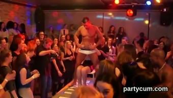 Peculiar Teens Get Totally Delirious And Nude At Hardcore Party