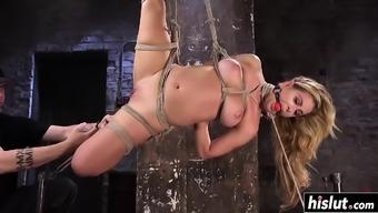 Bdsm Hardcore Drilling With Cherie Deville