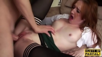 Man Brutally Fucks Bitch In Her Wet Pussy