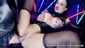 Jasmine Jae In Beasts - Harmonyvision
