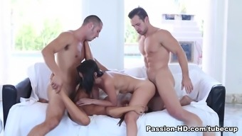 Hottest Pornstars Dillion Harper, Madison Ivy In Horny Cunnilingus, Pornstars Porn Video