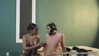 Havana Ginger In Strap On For Marcello - Pornstarplatinum