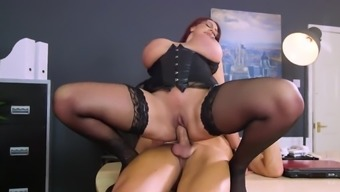 Fantasy Hardcore At Work With Insolent Emma Butt