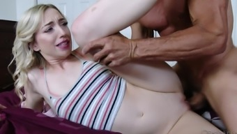 Hot And Horny Girl Zoe Parker Needs Cock Inside Her