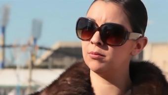 Crazy Pornstar Leyla Black In Amazing Fishnet, Lingerie Xxx Scene