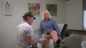Hot Bbw Gynecology Exam