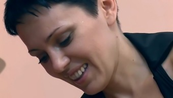 Elena Mikhailova Tearing Someone'S Anus Again
