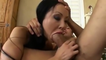 Best Pornstar Ange Venus In Crazy Brunette, Big Tits Sex Video
