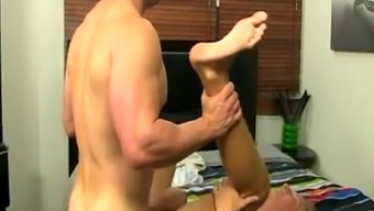 Cute Country Gay Porn Beefy Brock Landon Might Be Straight