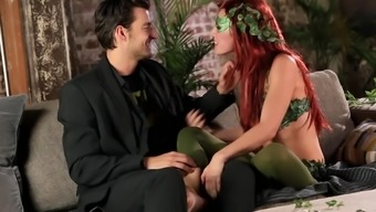 Poison Ivy Fucked In Her Perfect Pussy By A Big Cock