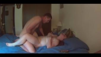 Milf Mom Fucks Stepson To Orgasm