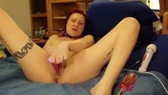 Hotwife Makes Herself Squirt For The First Time