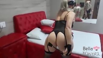 Latina With Big Ass