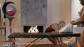 Darkx Petite Teen Massages My Bbc