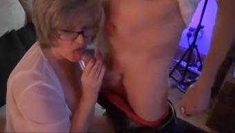 British Granny Fmm Pt1