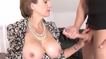 Lady Sonia Cumshots 2