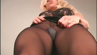 Amazing Blonde Milf With Great Body Part1