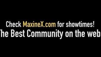 Oriental Sex Machine Maxine X Teaches Anal To Step Daughter Camille Black!