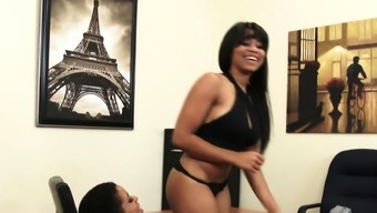 Sexy Hot Chocolate Black Lesbians With