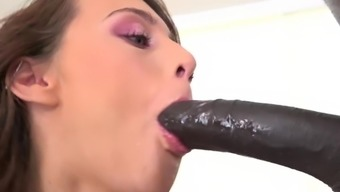 First Bbc For 18 Year Old Pregnant Indica Monroe