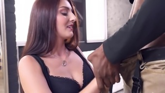 Letsdoeit - Young Katy Rose Ass Fucked To Her Limit By A Huge Bbc