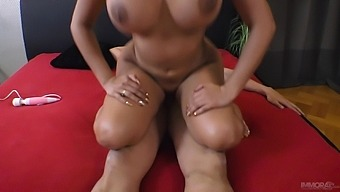 Big Titted Latina Milf With A Phat Ass Kesha Ortega Is Addicted To Sex