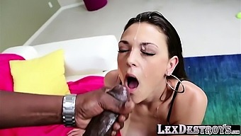 Trim And Tanned Olivia Wilder Gets Fucked By Lexington
