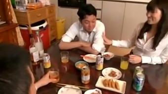 Beautiful Wife Haruoka Chisato Was Crazy